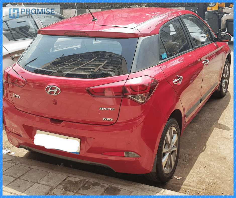 Hyundai Eon Car Exterior Feature Side View