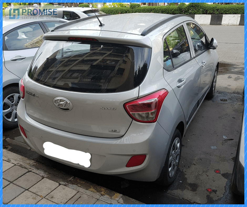 H Promise Used Car Hyundai Grandi10 - Side