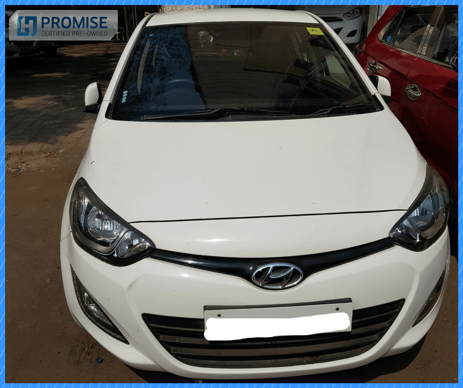 H Promise Used Car Hyundai Elite i20- Front