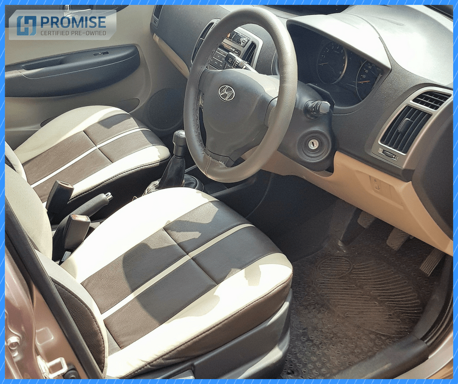 H Promise Used Car Hyundai i20 - Interiors