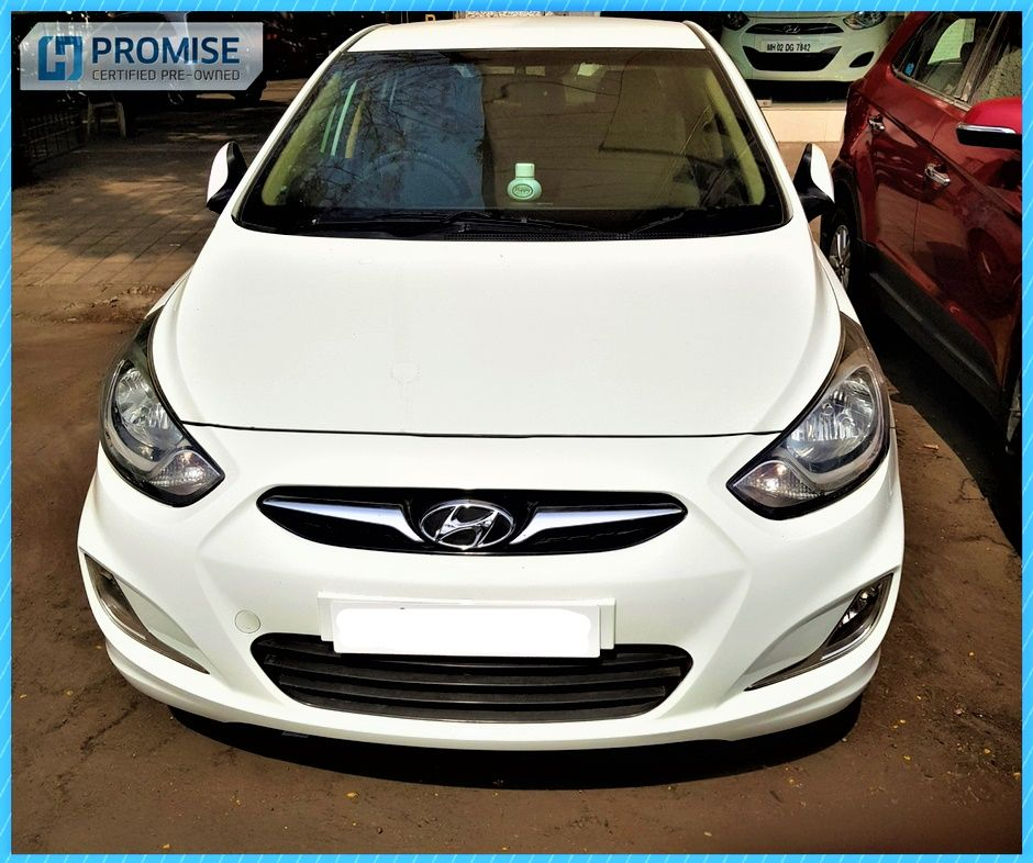 Hyundai Verna Car Exterior Feature - Front Right View