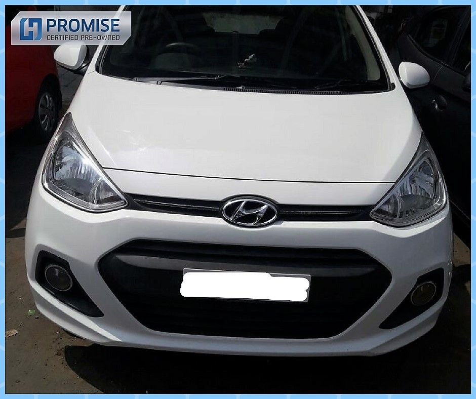 Hyundai Grand i10 Car Exterior Feature - Front Right View
