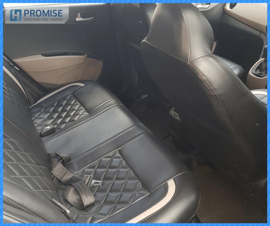 Hyundai Grand i10 Car Exterior Feature - Front View