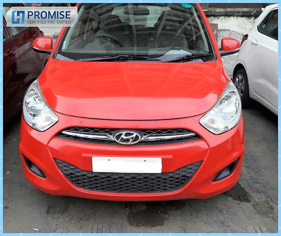 Hyundai Eon Used Car Dealer - Shreenath Hyundai