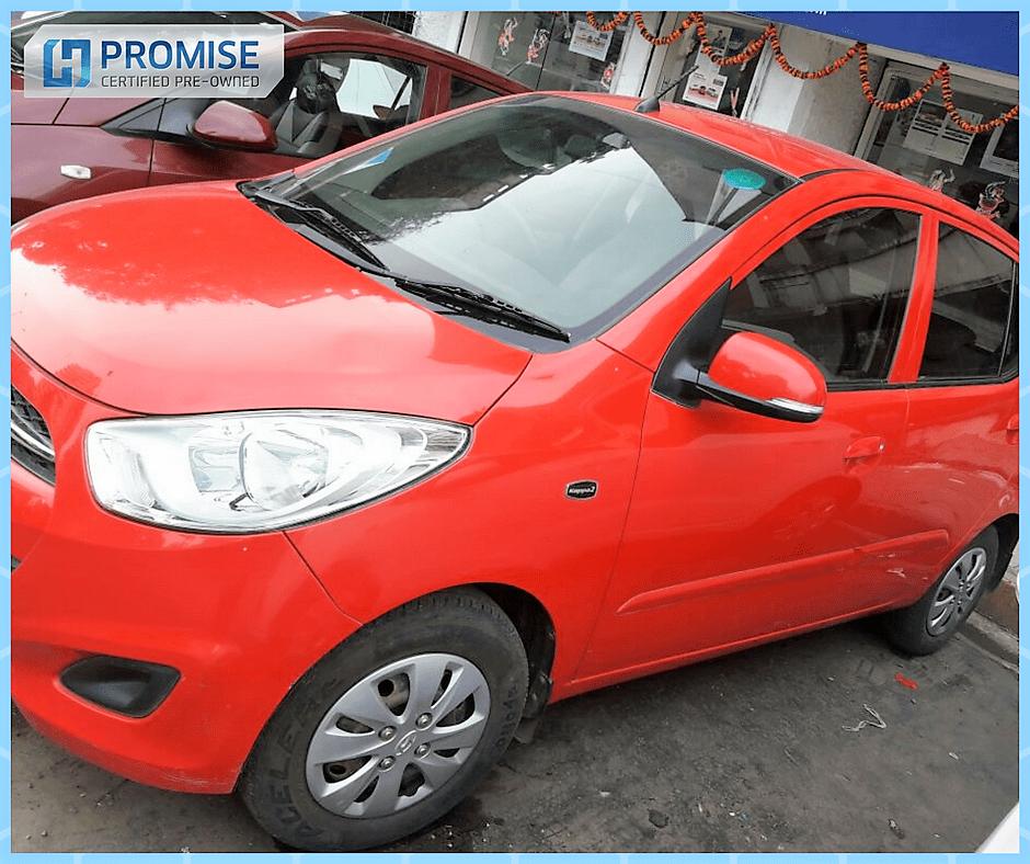 H Promise Used Car Hyundai i10 - Side