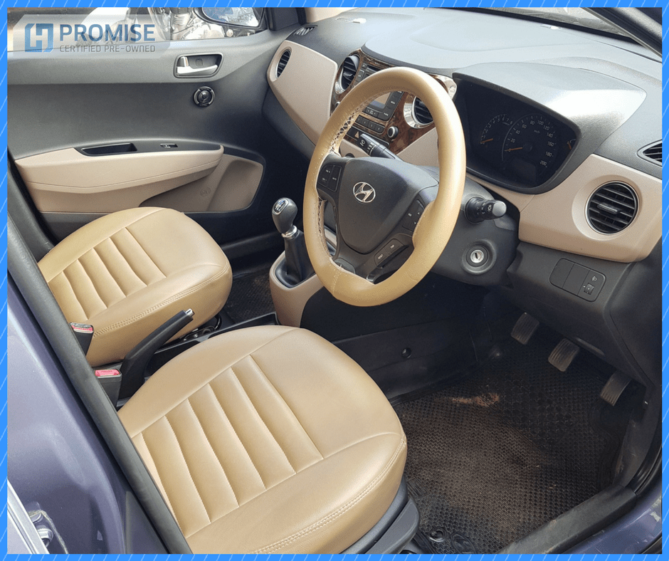 H Promise Used Car Hyundai i20 - Interiors