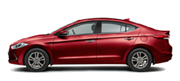 Hyundai Elantra Colors - Red Passion Car Thane, Mumbai