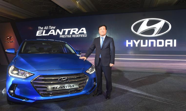 Hyundai Elantra Car Dealer - Shreenath Hyundai