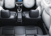 Hyundai Elantra Car Inteior Feature - Air Vent Passege