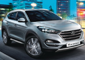 Hyundai Tucson Car Dealer - Shreenath Hyundai