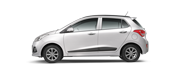 Hyundai i10 Pure White Car Thane, Mumbai