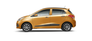 Hyundai i10 Golden Orange Car Thane, Mumbai