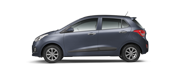 Hyundai EON - Twilight Blue Car Thane, Mumbai