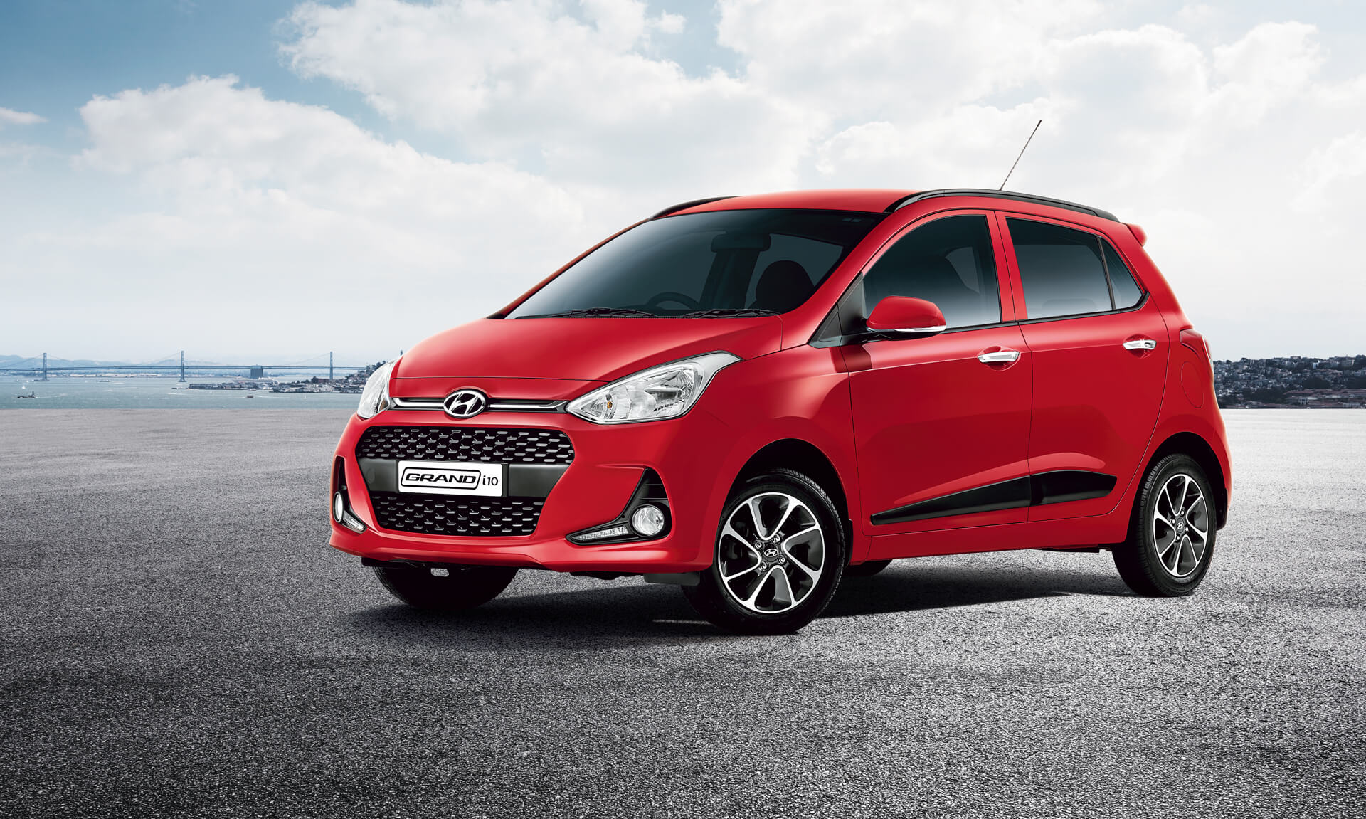 Hyundai Grand i10 Special Edition Car