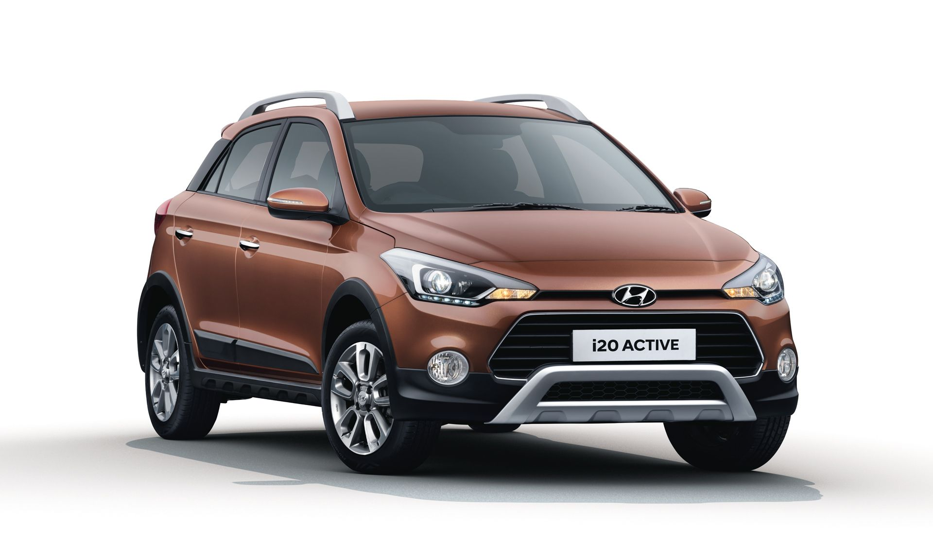 Hyundai i20 Active Car Interior Feature - Infotainment System